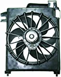 DEPO 334-55013-200 Replacement A/C Condenser Fan Assembly (This product is an aftermarket product. It is not created or sold by the OE car company)