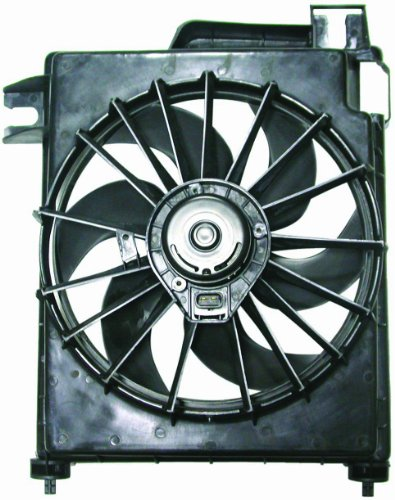 05 dodge ram 1500 condenser fan - 6