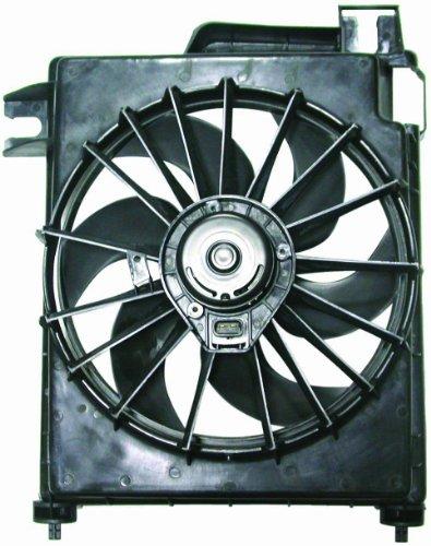05 dodge ram 1500 condenser fan - 6