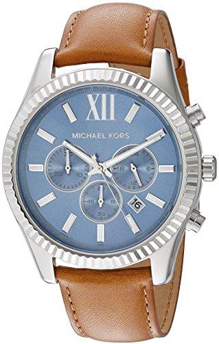 Michael Kors Men's Lexington Brown Watch MK8537