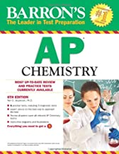Barron's AP Chemistry (Barron's Study Guides)