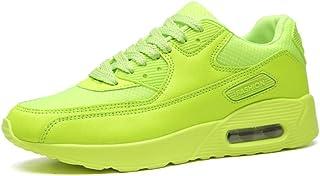 newest 00409 ae851 YAYADI Baskets Unisexe Chaussures De Course Hommes Chaussures De Sport De  Plein Air Excsies Couples Athletic