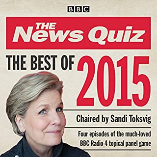 The News Quiz: Best of 2015 cover art
