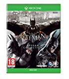 Batman Arkham collection brings you the definitive versions of Rocksteady's Arkham trilogy games, including all post-launch content, in one complete collection experience two of the most critically acclaimed titles of the last generation - Batman: Ar...
