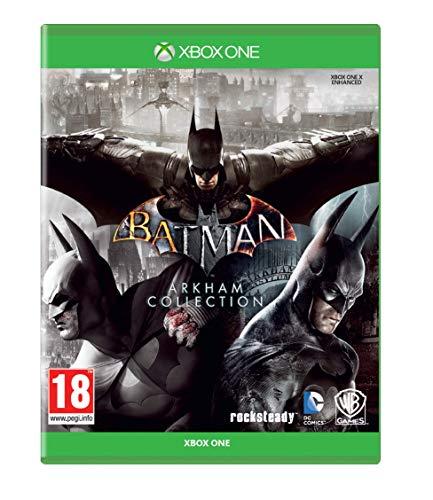 Batman Arkham Collection (Standard Edition) - Xbox One [Importación inglesa]