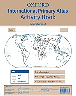Oxford International Primary Atlas Activity Book 2nd Edition