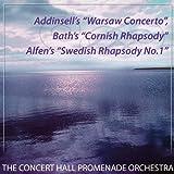 Addinsell's 'Warsaw Concerto', Bath's 'Cornish Rhapsody And Alfen's 'Swedish Rhapsody No. 1'