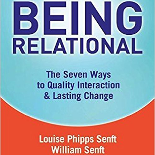 Being Relational audiobook cover art