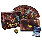 Magic The Gathering Strixhaven-Bundle, 10 flotadores y Accesorios, versión Alemana (Wizards of The Coast C84371000)
