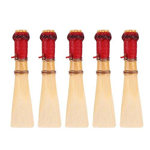 Drfeify 5 Stück Praktische Fagott Blätter Medium Instrument Zubehör