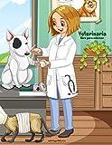 Veterinaria libro para colorear 1: Volume 1