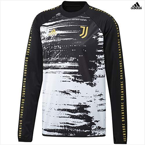 maglia allenamento juventus Juventus Maglia Top Pre-Match - Allenamento - Stagione 2020/2021-100% Originale - 100% Prodotto Ufficiale - Adulti - Unisex - Scegli la Taglia (Taglia M)