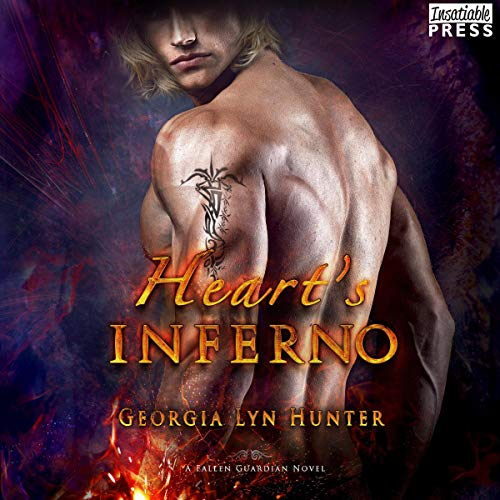 Heart's Inferno Audiobook By Georgia Lyn Hunter cover art
