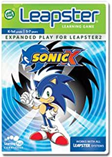 LeapFrog Leapster Learning Game Sonic X