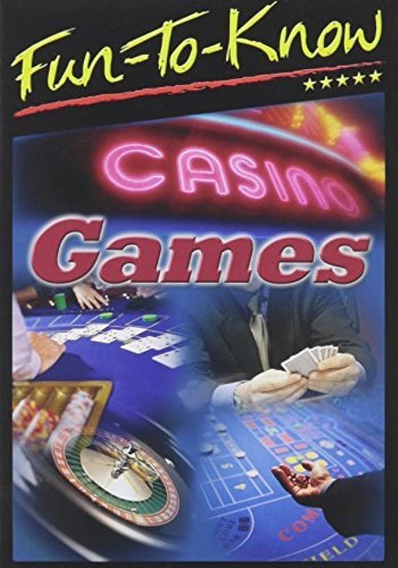 Casino Games: Fun to Know Series [DVD] [2004] [Region 1] [US Import] [NTSC]