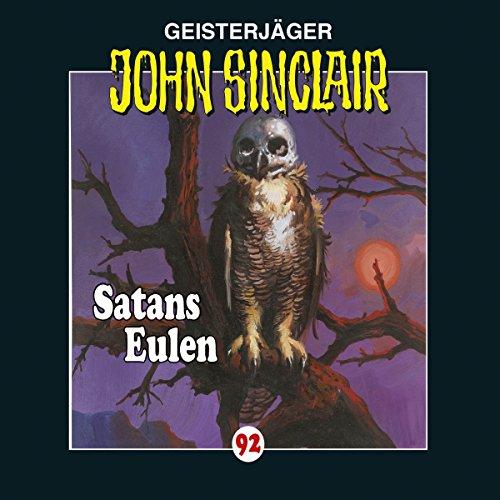 Satans Eulen (John Sinclair 92) Titelbild