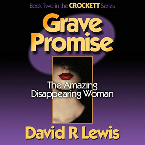 Grave Promise audiobook cover art