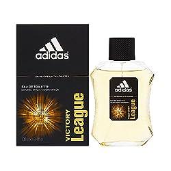 commercial Adidas Victory League Cologne, 3.4 fl oz eau de toilette spray, male, ADIDAS adidas cologne set