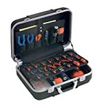 Plano PC 400E Maleta porta herramientas profesional de ABS, antigolpes y de gran espesor