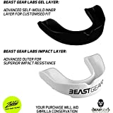 Zoom IMG-1 beast gear paradenti paragengive scudo