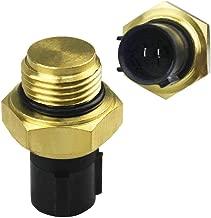 Dade Coolant Temperature Sensor Switch for Honda Acura 1992-06 Radiator Fan Switch 37760-P00-004 37760-P00-003 TS295