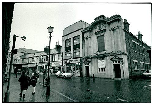 Fotomax Foto Vintage de Aberdare, Ciudad en el Valle de Cynon.