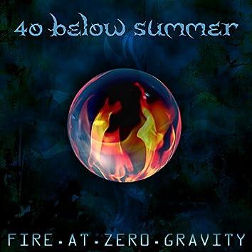 Fire At Zero Gravity