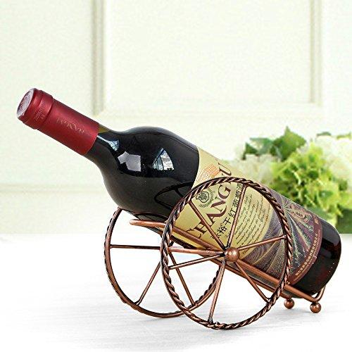 Fltaheroo Wine Racks Home Kitchen Bar Accesorios Practico Wine Holder Botellas de Vino Decor Display Shelf and Racks