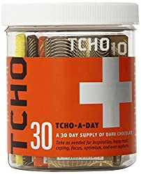 TCHO Chocolate Bar, Tcho-a-Day