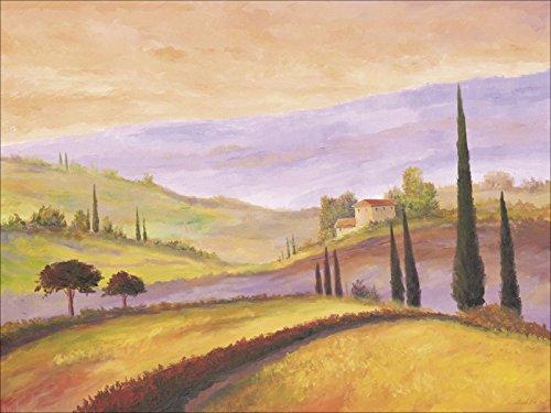 Artland Toskana Landschaften