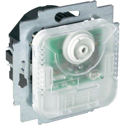 Busch-Jaeger 1097U - Termostato electrónico con contacto alterno
