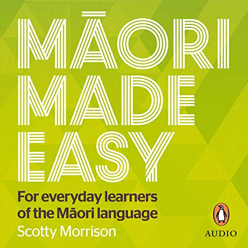 Maori Made Easy cover art