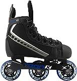 Best Inline Hockey Skates - TronX Velocity Youth Children's Adjustable Inline Roller Hockey Review