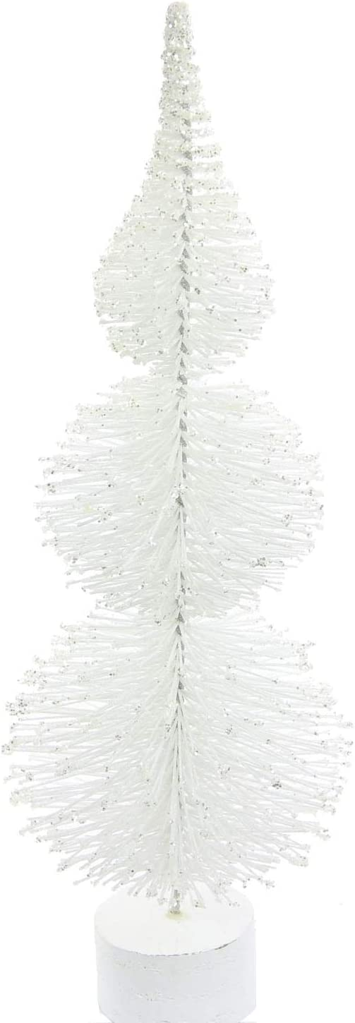 5 ☆ popular Admired By We OFFer at cheap prices Nature White Christmas Tall Brush Bottle 25