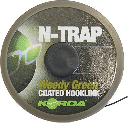 Korda N-Trap 13,6 kg crochet douce lien mauvaises herbes