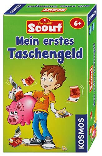 Kosmos 710552 Scout Mein erstes Taschengeld, Reisespiel, Kinderspiel