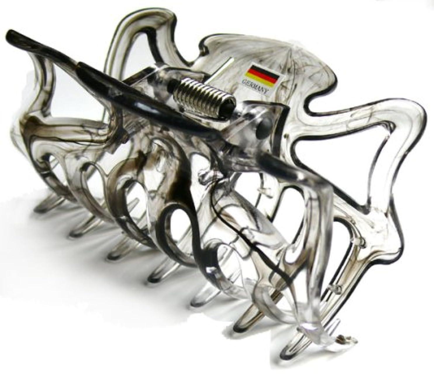 おじいちゃんロボットプログレッシブドイツクリップ 大 黒