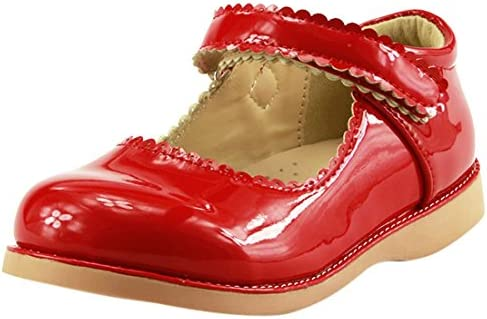 The Doll Maker Girl s Red Patent Mary Jane TD171028A 13 product image