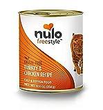 Nulo Grain Free Canned Wet Cat Food (Turkey & Chicken, 12.5 oz, Case of 12)