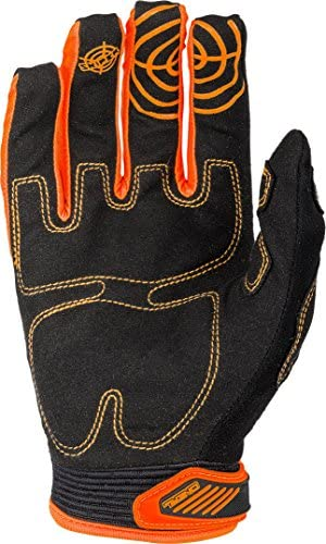 O Neill Sniper Elite Gloves Size Xxl 11 Orange Auto