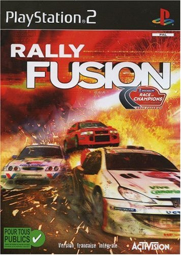 Rally Fusion: Race of Champions [Importazione francese] [PlayStation2]