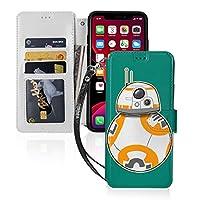 スター・ウォーズ Star Wars 5 アイフォン11、11 Pro、11Pro MAXレザー手帳型機能付き カード収納 衝撃吸収 放熱 対応 付きスタンド 開閉式携帯電話シェル 指紋防止 男女兼用