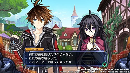 Fairy Fencer F: Advent Dark Force [PlayStation 4]