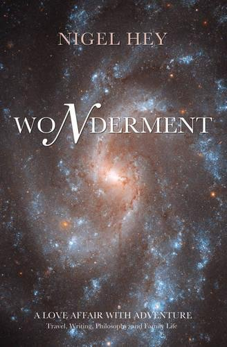 Book: Wonderment by Nigel Hey