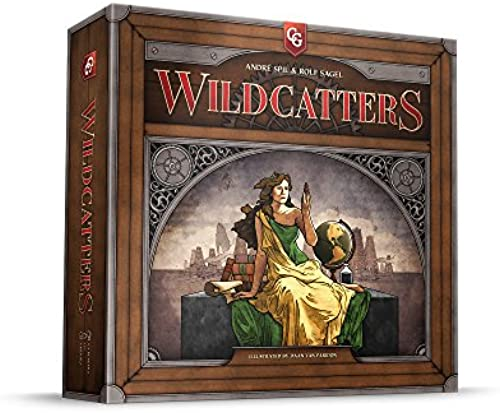 Wildcatters Game - English