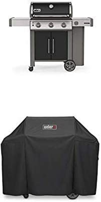 Genesis Gas Grill with Cover