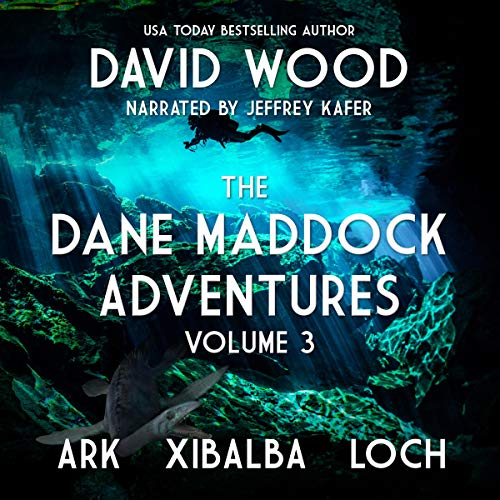Couverture de The Dane Maddock Adventures, Volume 3