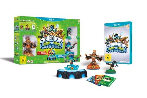 Skylanders Swap Force Starter Pack - [Nintendo Wii U]