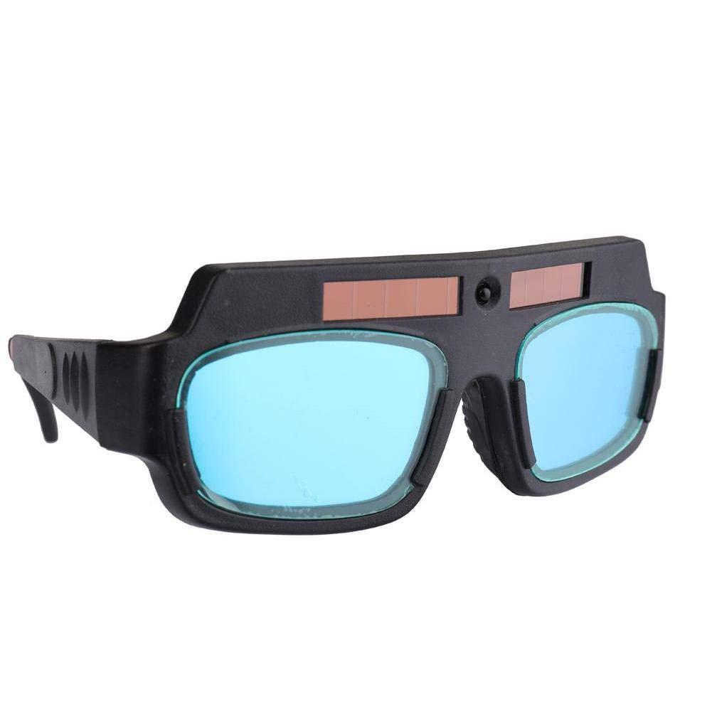 Herramientas De Soldadura De Los Ojos Gafas De Protección Gafas De Oscurecimiento Auto Solar De La Soldadura Del Soldador Gafas De Seguridad De Protección Anti-deslumbramiento Herramientas Goggle Ojos