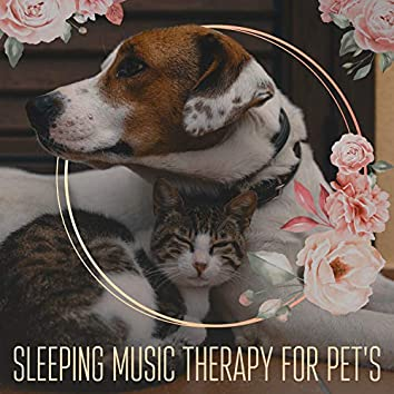 Sleeping Music Therapy for Pet's Insomnia & Unhappiness. Healing New Age Sounds